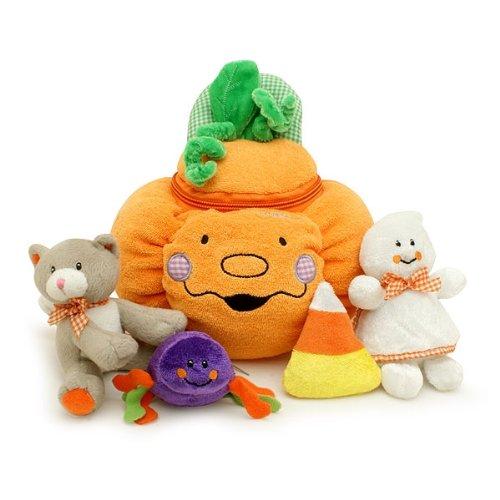 Babys My First Pumpkin Play Set - Halloween Gift