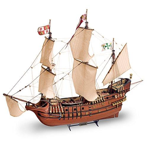 Artesanía Latina 22452N. Maqueta de barco en madera Galeón San Francisco II 1/90