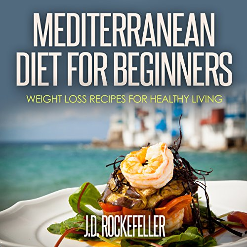 Mediterranean Diet for Beginners  By  cover art