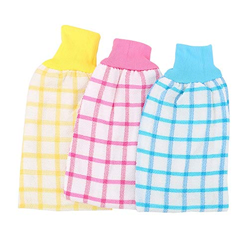 Preisvergleich Produktbild SFFSMD Massage Schwämme Bad scheuern Pinsel Badprodukte Dusche Wäscher Handtuch Handschuhe Haushalt Merchandises