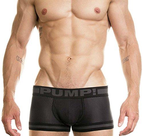 PUMP! Boxershorts Black Ninja 11036, schwarz