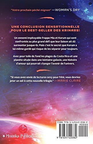 Souvenirs Intimes: Les Chroniques Krinar: Volume 3
