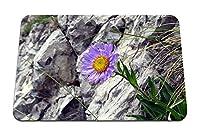 22cmx18cm マウスパッド (花草岩) パターンカスタムの マウスパッド