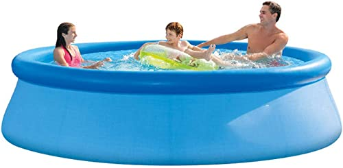 entrega rápida MJ-Inflatable MJ-Inflatable MJ-Inflatable swimming pool Piscina para Niños Inflable Piscina Grande al Aire Libre Circular Adulto azul 305  76Cm (con Capacidad para 1-6 Personas  marca