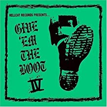 Give Em the Boot 4 by Give 'Em the Boot (2004-11-09)