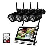 Système de Vidéo Surveillance WiFi...