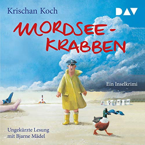Mordseekrabben audiobook cover art