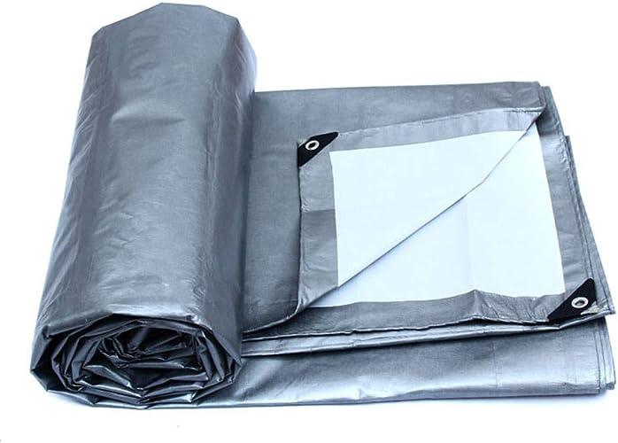 Tissu Anti-UV de Prougeection Solaire de bache de Prougeection Solaire, bache en Plastique imperméable à Double Face, bache de Toile capitonnée de bache extérieure