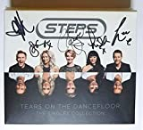 Steps 直筆サイン入り Tears On The Dancefloor The Singles Collection EU盤 4CD Box 新品未開封 ステップス Scared Of The Dark 廃盤