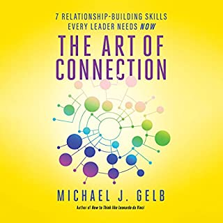 The Art of Connection audiobook cover art
