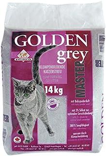 Golden Gris fine-14kg Baby Powder aroma + silicato