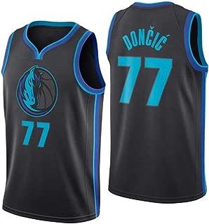 Hombre Ropa de Baloncesto NBA Dallas Mavericks 77 Doncic