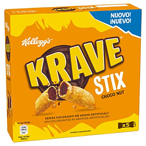 Kellogg's Krave Stix 5 x 20,5 gr