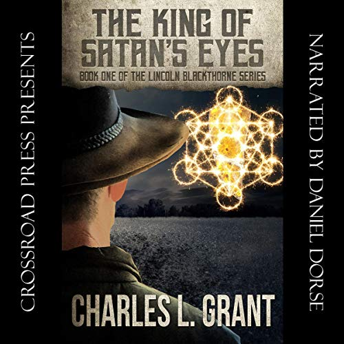 The King of Satan's Eyes audiobook cover art
