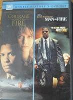Man on Fire & Courage Under Fire/ [DVD]