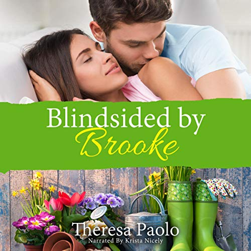 Blindsided by Brooke cover art
