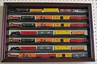 Best model train display case for sale Reviews