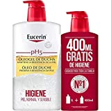 Eucerin Family Pack Ph5 Oleogel de Ducha 1000 ml y oleogel 400 ml (4005800177668)