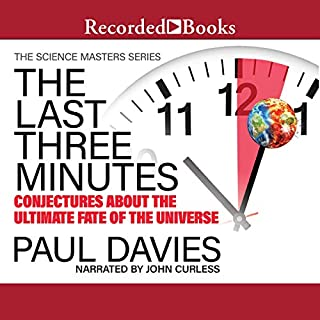 The Last Three Minutes cover art