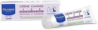 Mustela Bébé luiercrème voor de gevoelige babyhuid – bescherming tegen huidirritatie en roodheid (1 x 100 ml)