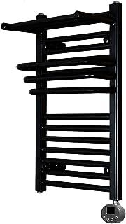 Ancho Negro Blanco radiador radiador toallero para baño Elegante