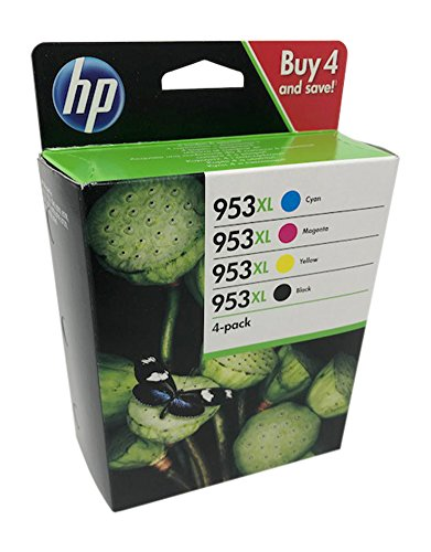 HP 953XL Multipack (Blau/Rot/Gel...