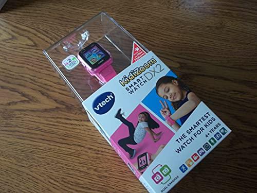 VTech KidiZoom Smartwatch DX2 Pink Online Exclusive Pack