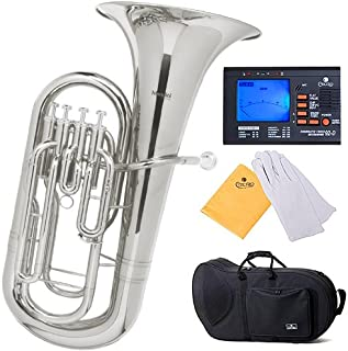 silver euphonium