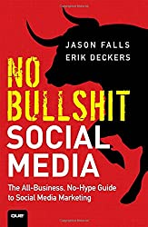 Best Sales Books includes No Bullshit Social Media recommended by D.J. Waldow