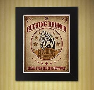 Bioshock Infinite Bucking Bronco Vigor 8 x 10 print