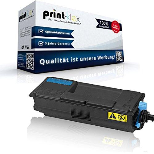 Kompatible Tonerkartusche - 12.500 Seiten - für Kyocera FS-2100 D FS-2100D FS-2100-DN FS-2100DN FS2100 Series TK3100 TK 3100 - Eco Line Serie
