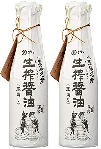 2 bottles of 'Kishibori Shoyu - Premium Artisinal Japanese Soy Sauce, Unadulterated Aged 1 Year - 1 bottle - 24 fl oz'