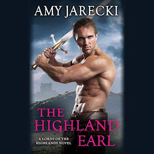 The Highland Earl audiobook cover art