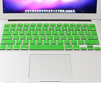 Your ideal choice, a good helper for work and life ENKAY for MacBook Pro 13.3 inch / 15.4 inch / 17.3 inch (US Version) / A1278 / A1286 Colorful Soft Silicon Keyboard Protector Cover Skin,All buttons