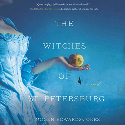 The Witches of St. Petersburg audiobook cover art
