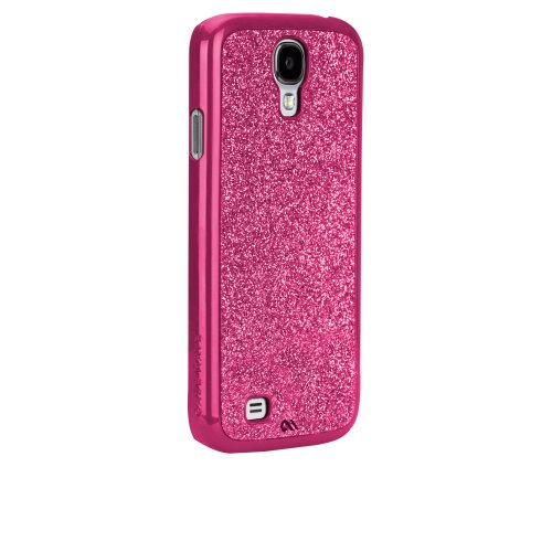 Case-Mate Barely There Case for Samsung Galaxy S4 - Glimmer Series - Retail Packaging - Pink