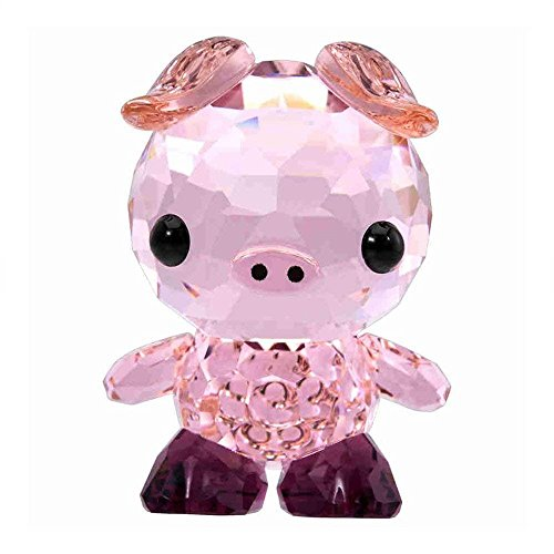 Swarovski Crystal Zodiac-Determined Pig Figurine 5302557