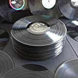 15 Real 12 inch 33 rpm Lp Records for Arts & Crafts Decoration Party Artwork