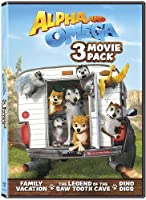 Alpha & Omega 3 Movie Pack/ [DVD] [Import]