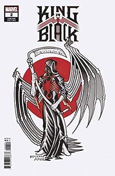 King In Black #2  of 5  Tattoo Var
