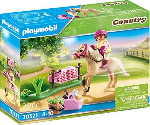 Playmobil - Pony German Riding, Farbe, 70521