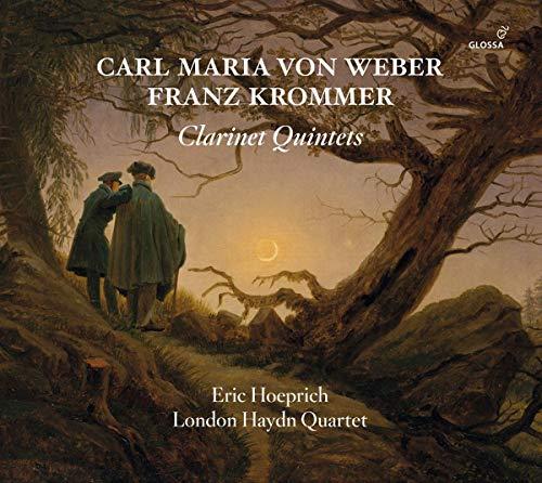 Weber/Krommer: Klarinettenquintette