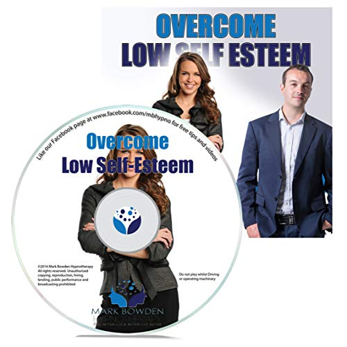 Overcome Low Self Esteem Self Hypnosis CD - Hypnotherapy CD to Increase Confidence And Feel Better About Yourself