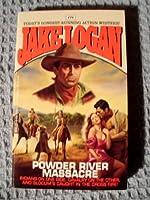 Powder River Massacre 0425136655 Book Cover