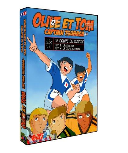 Olive et Tom : Les films - Vol.3 & 4
