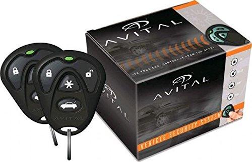 Directed Avital 1 Way Car Alarm System