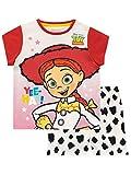 Disney Girls' Short Pajamas Toy Story Jessie Multicolored 3T