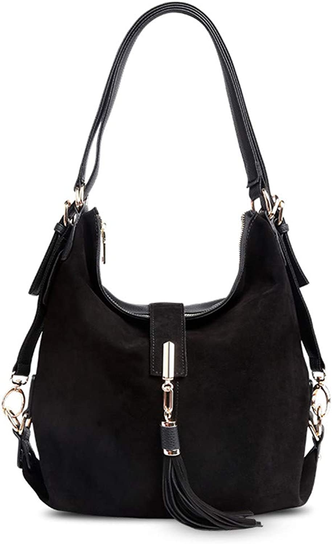 Women Leather Shoulder Bag Female Leisure Casual Handbag Tophandle bags