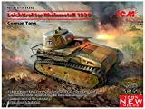 ICM 1/35 ドイツ軽戦車 ライヒトトラクトーア ラインメタル (VK31) 1930 プラモデル 35330