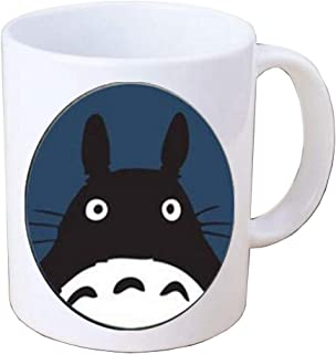Round Charm Cute Cartoon Anime Glass Photo Mug For Animal Jewelry,Gift Coffee Mug,Best Friend Coffee Mug,TAP090